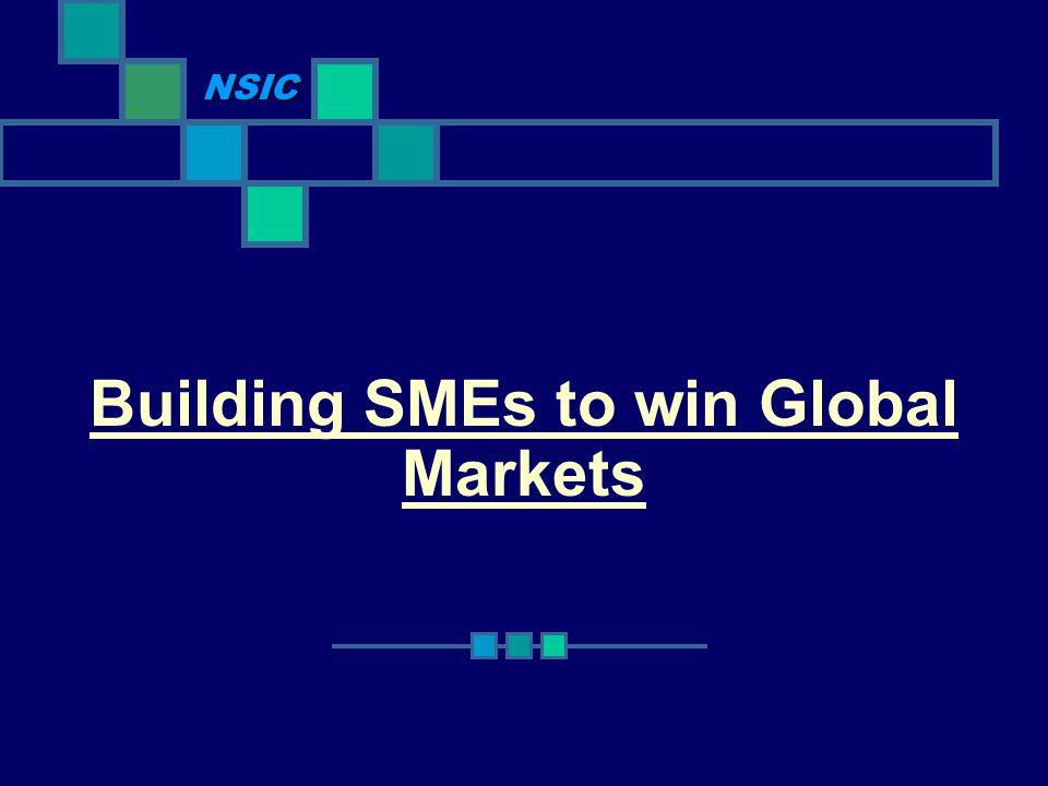 Conclusion SMEs the largest business community.