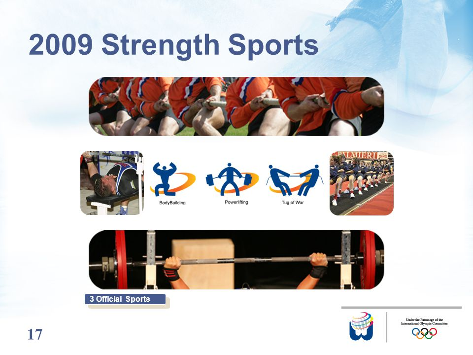 17 2009 Strength Sports 3 Official Sports