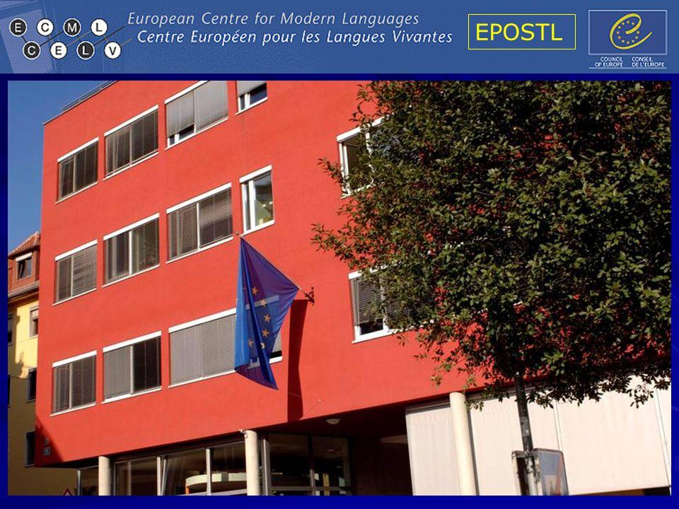EPOSTL 27 Categorisation of descriptors 1.Context 2.