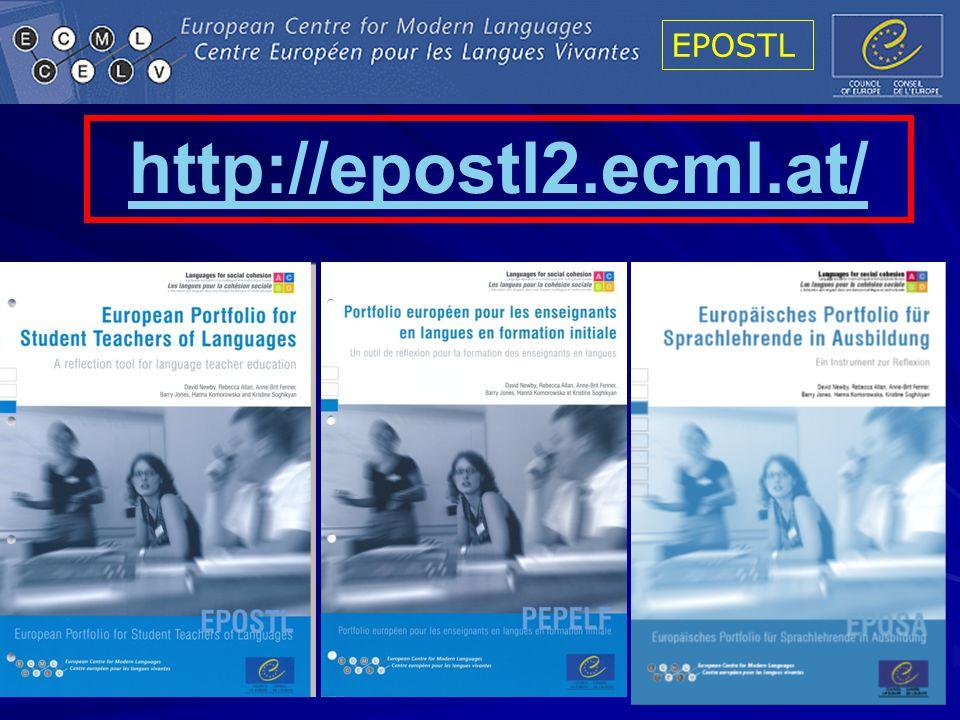 EPOSTL http://epostl2.ecml.at/