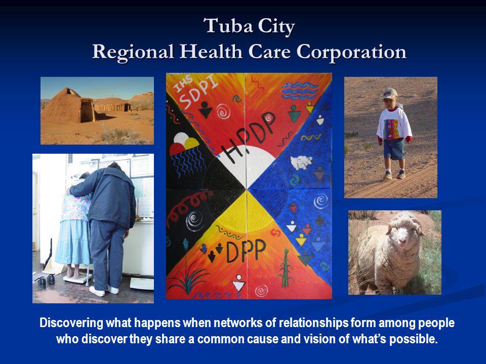 How did Tuba City do it.