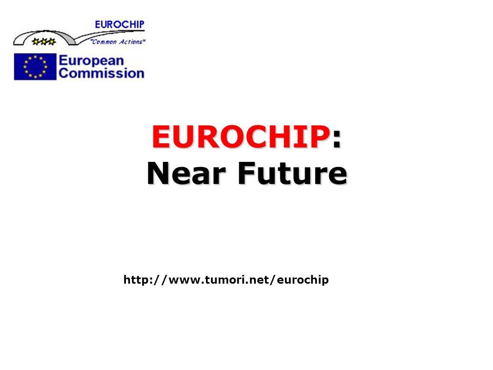 EUROCHIP: Near Future http://www.tumori.net/eurochip