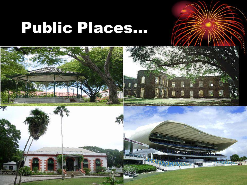 Public Places…