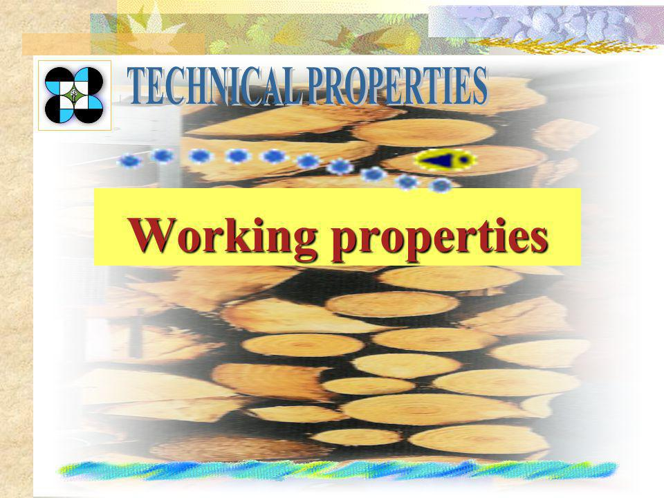17 Mechanical Properties of Plantation-grown hardwoods in the Phils.