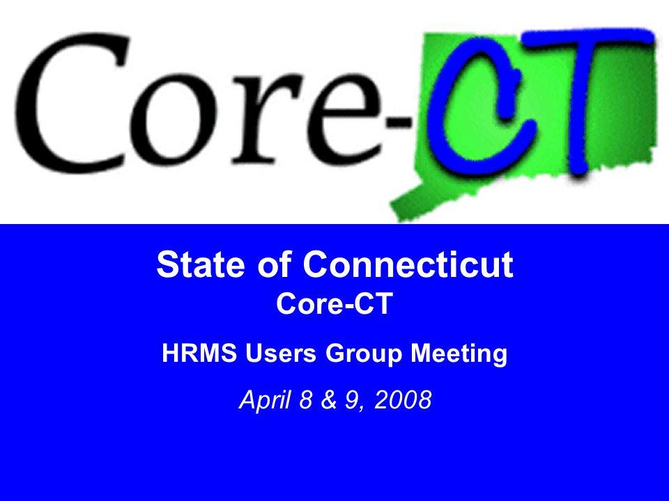 22 Human Resources Update Longevity Final Process ran on April 4, 2008.