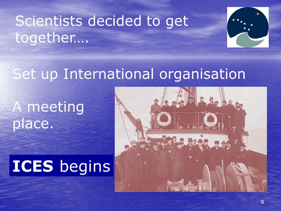 17 Major Threats to the Baltic Sea LME 1 Eutrophication 3 Toxic contaminants 2 Overfishing 4 Invasive species