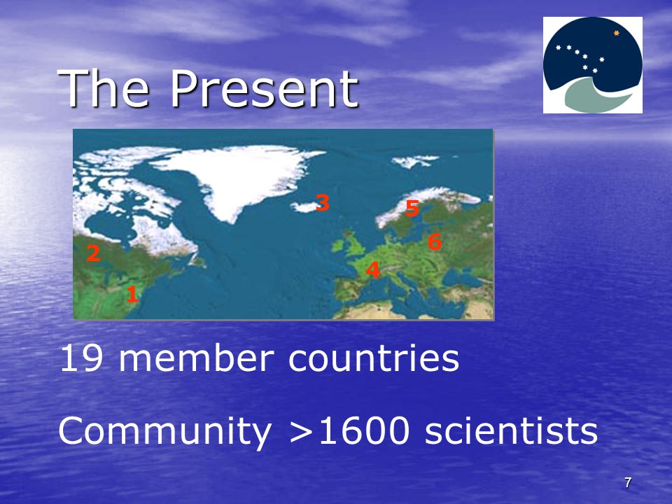 8 What we do Coordinate marine research Promote marine research Produce advice