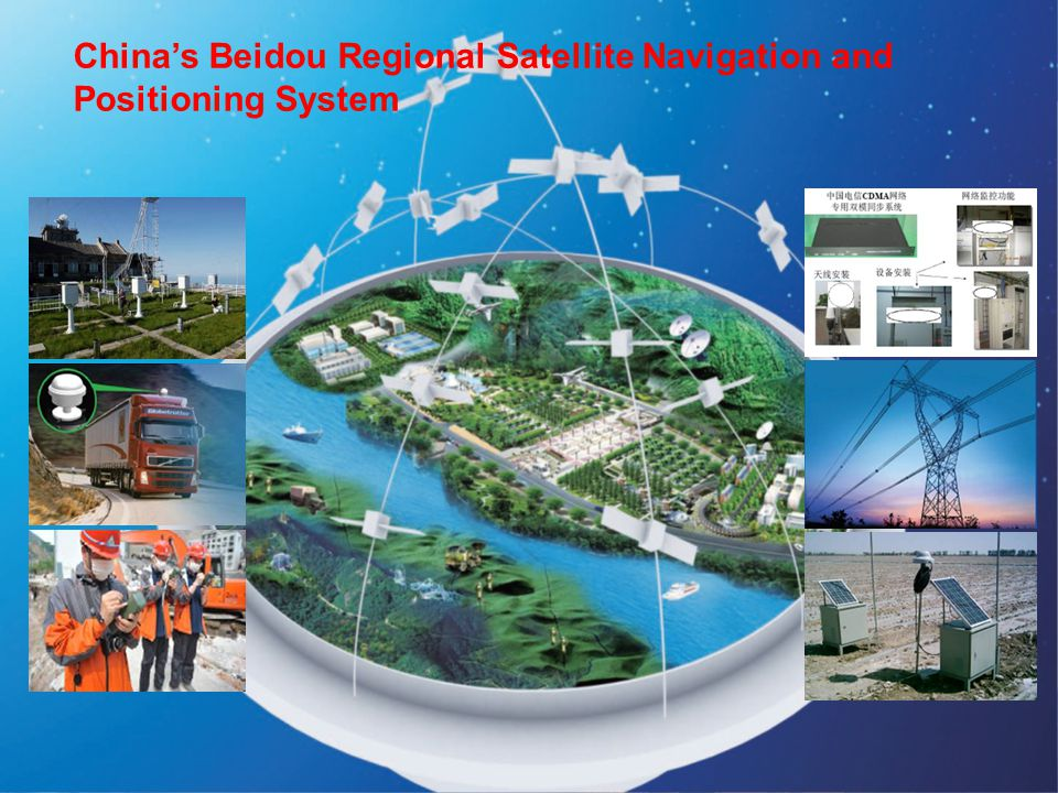 Chinas Beidou Regional Satellite Navigation and Positioning System