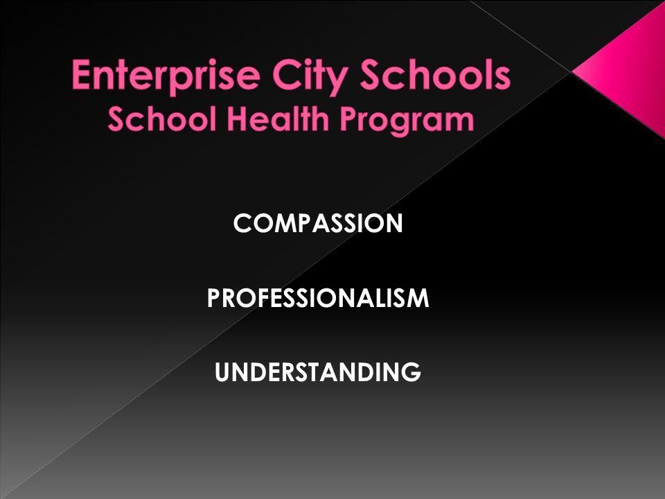 Hillcrest Elementary Special Education Nurse Martha Wood (334) 393-5148