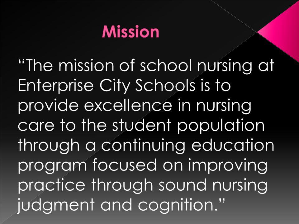 Enterprise High School Nurse Renee Faust & Nurse Susan Wagner (334) 475-4900