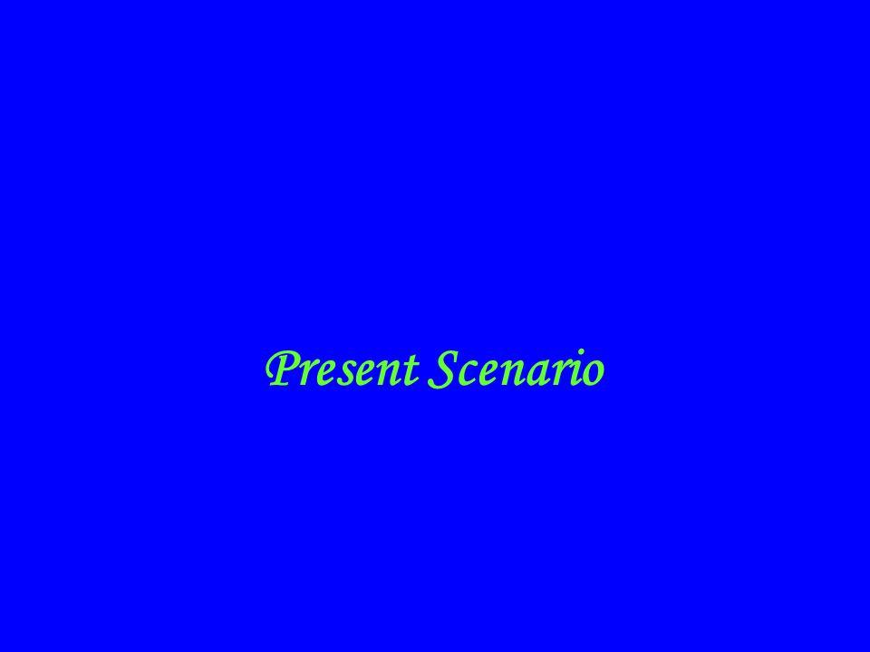 Present Scenario