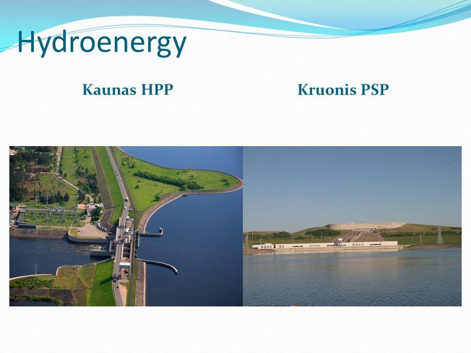 Hydroenergy Kaunas HPP Kruonis PSP