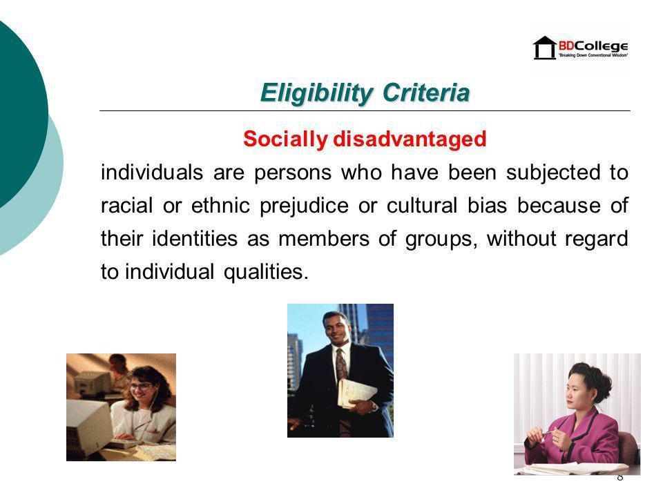 7 Eligibility Criteria