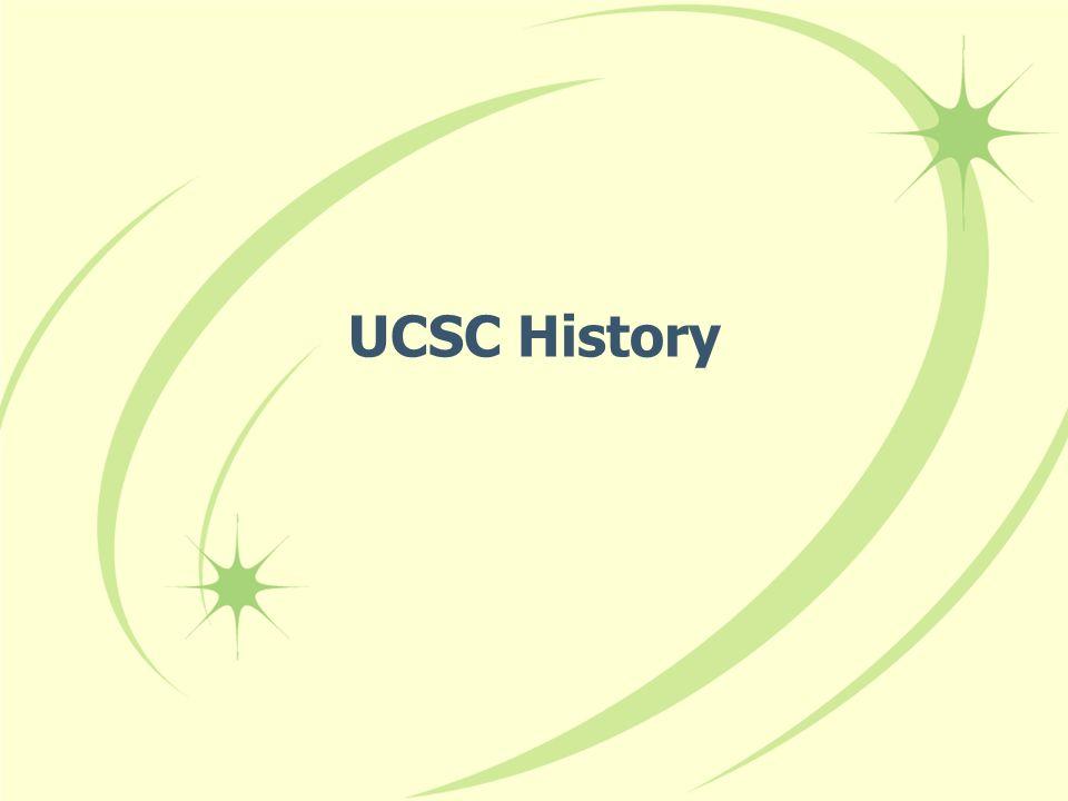 UCSC History
