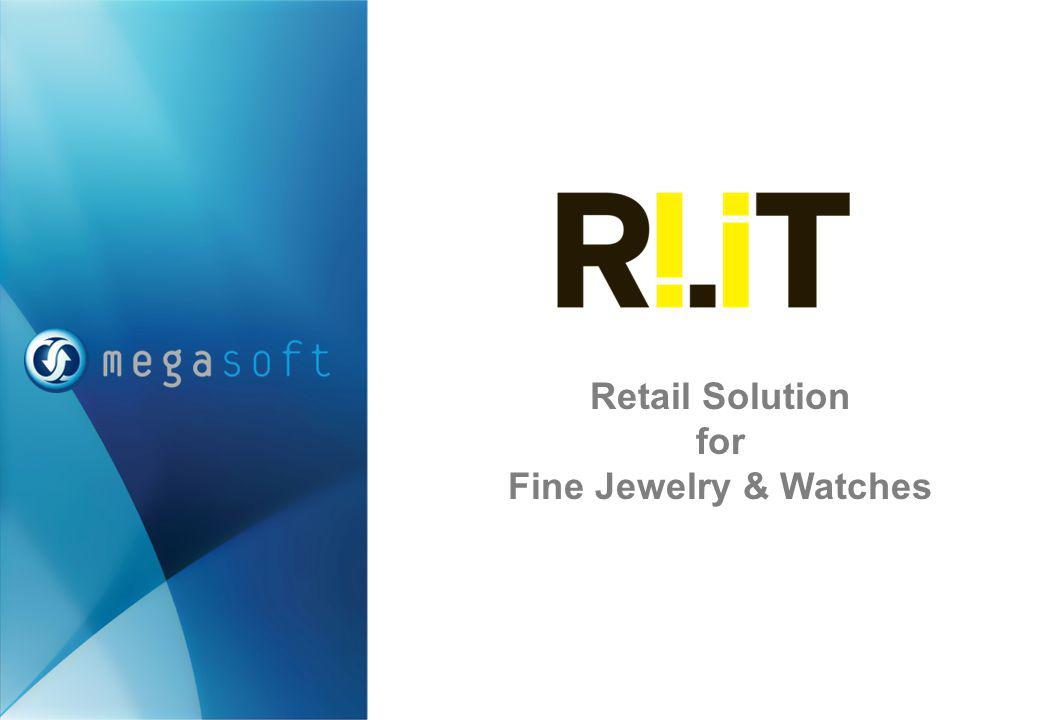 Retail Solution for Fine Jewelry & Watches