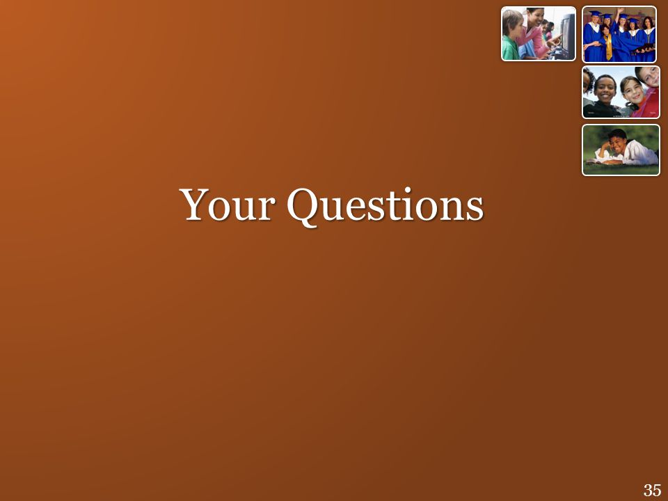 Your Questions 35