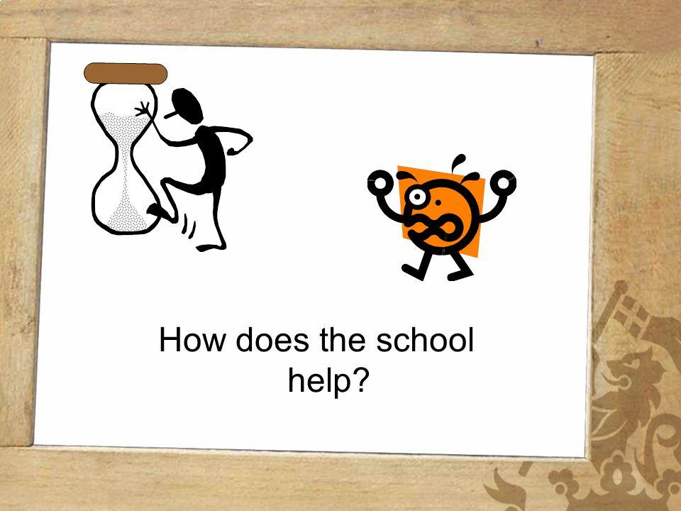 Wynberg Girls High School How does the school help