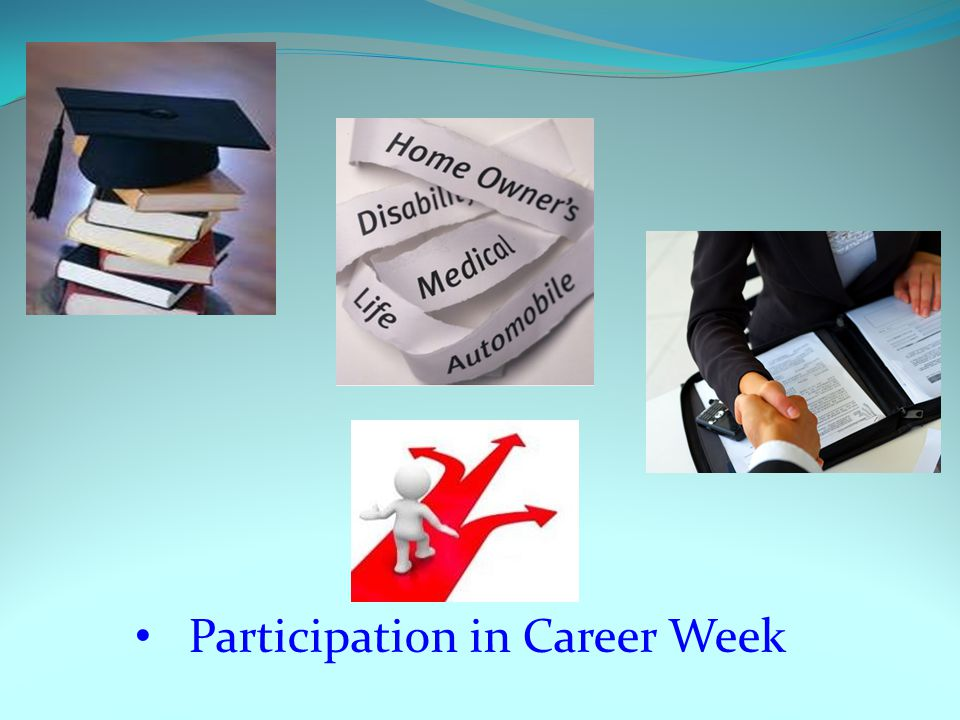 Participation in Career Week