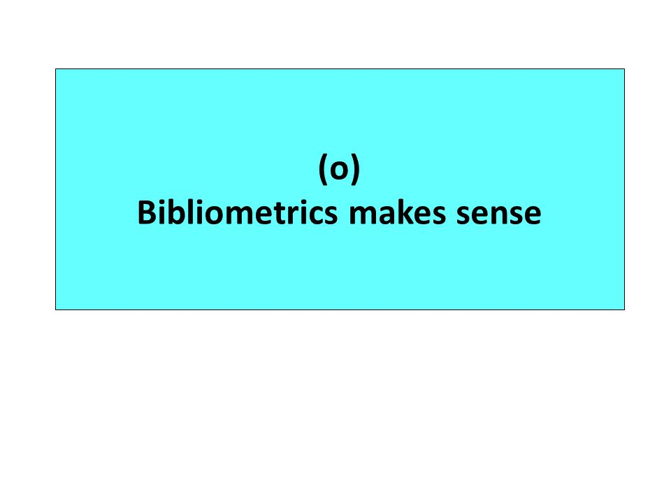 (x) A framework is needed to characterize and position bibliometric indicators and products