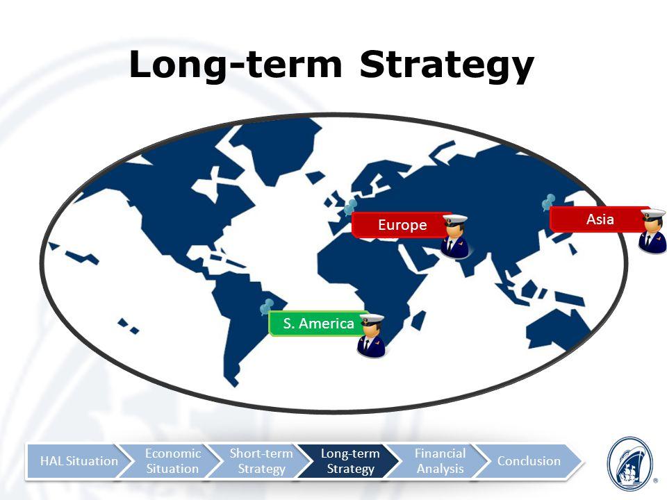 S. America Long-term Strategy EuropeAsiaEuropeAsiaS.
