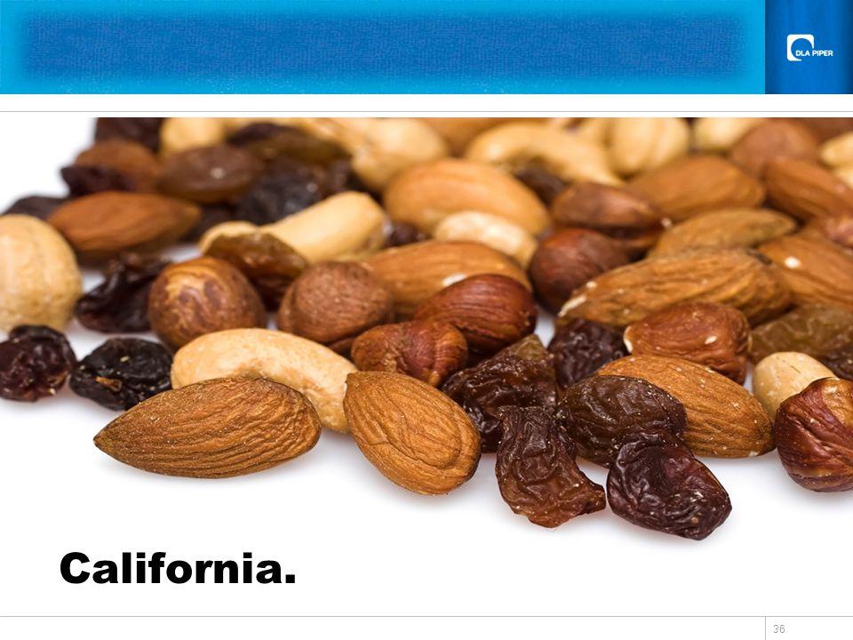 36 California.