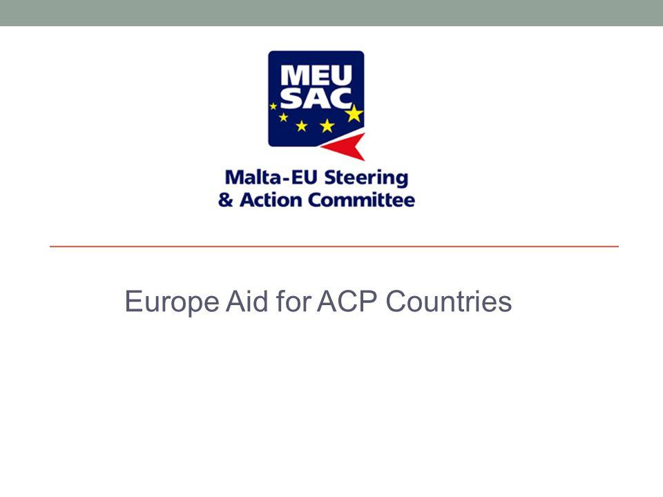 MEUSAC EU Funding Consultation Information