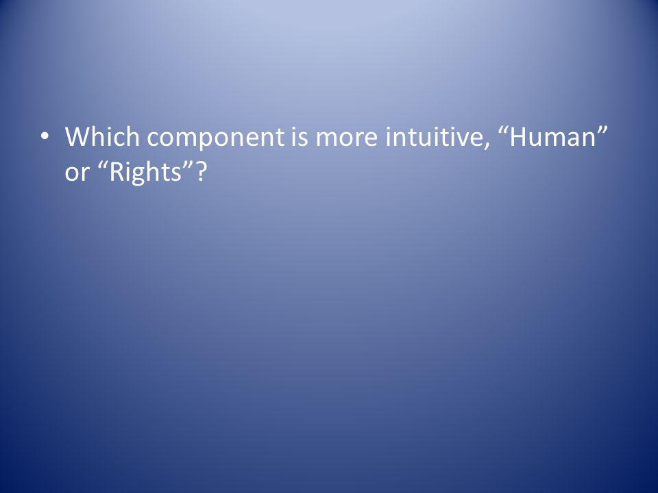 Is human a biological, social, legal or universal concept.