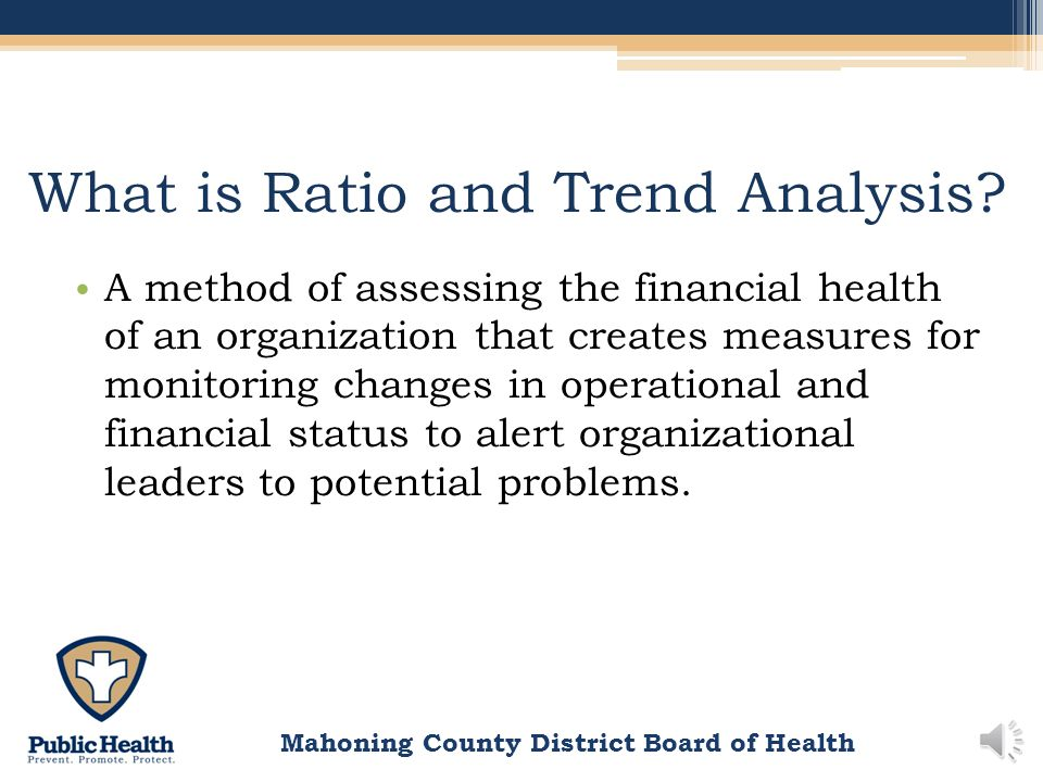Mahoning County District Board of Health What is a Financial Turnaround? Financial turnaround is a business concept used to describe an organizations
