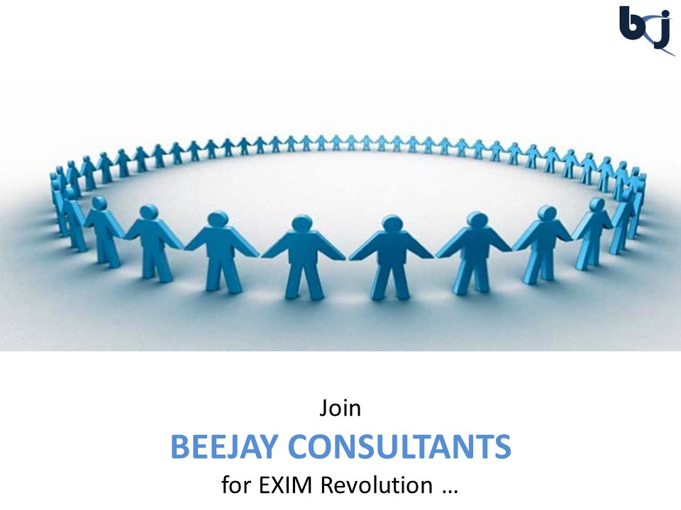 Join BEEJAY CONSULTANTS for EXIM Revolution …