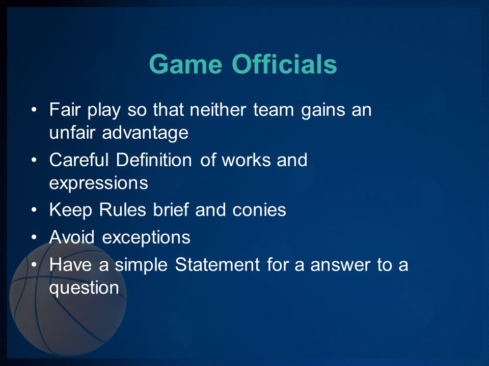 2011-2012 Points of Emphasis Sporting Behavior Pre-Game Situations Taunting Self –Promotion Rough Play