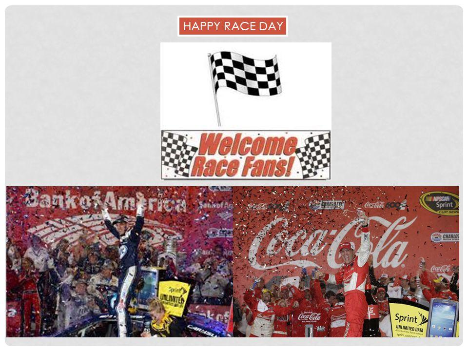 HAPPY RACE DAY