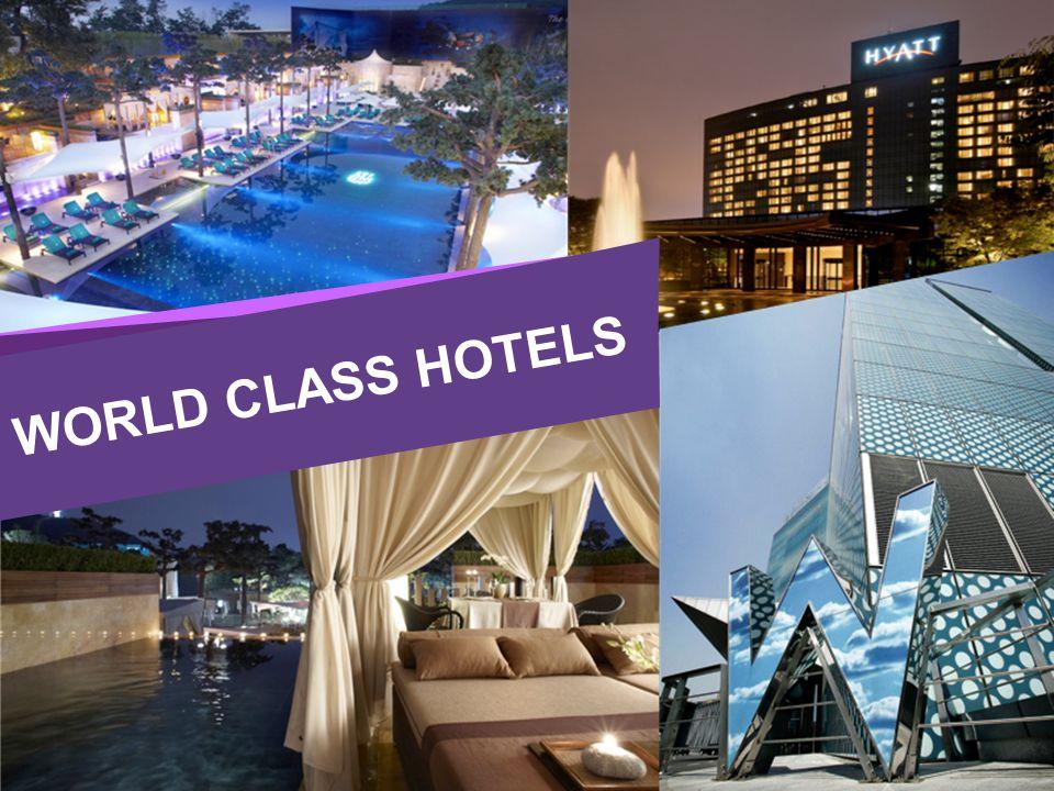 WORLD CLASS HOTELS
