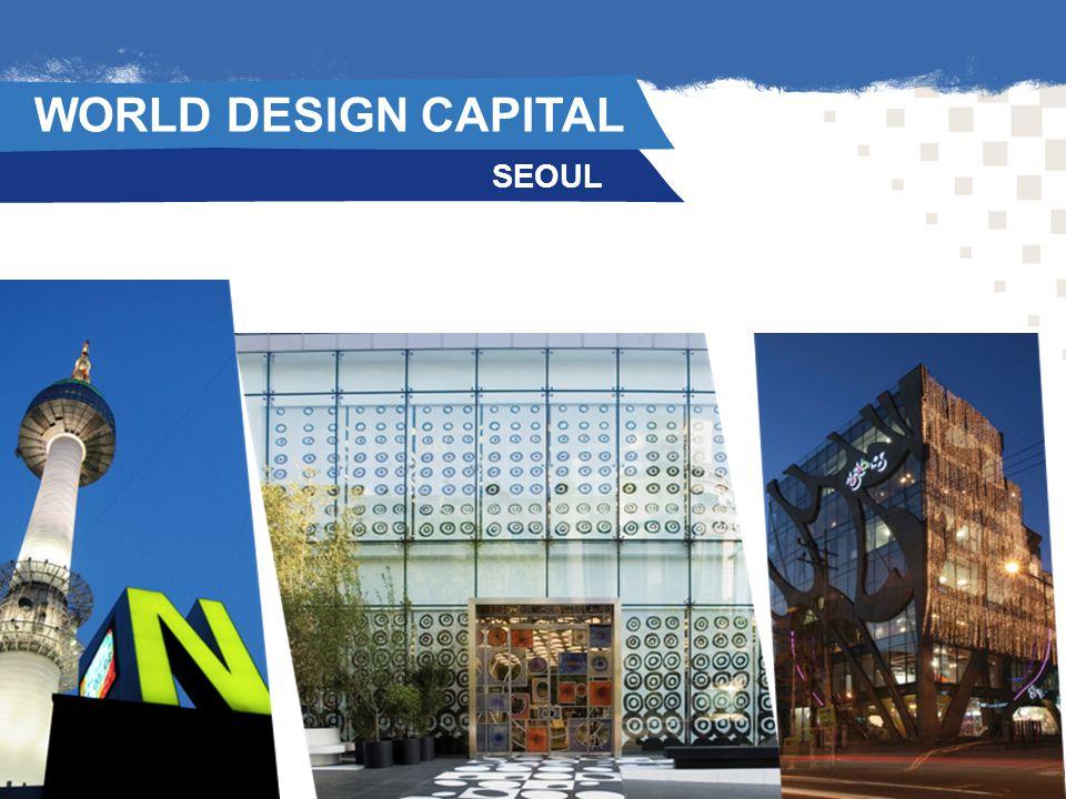 SEOUL. WORLD DESIGN CAPITAL.