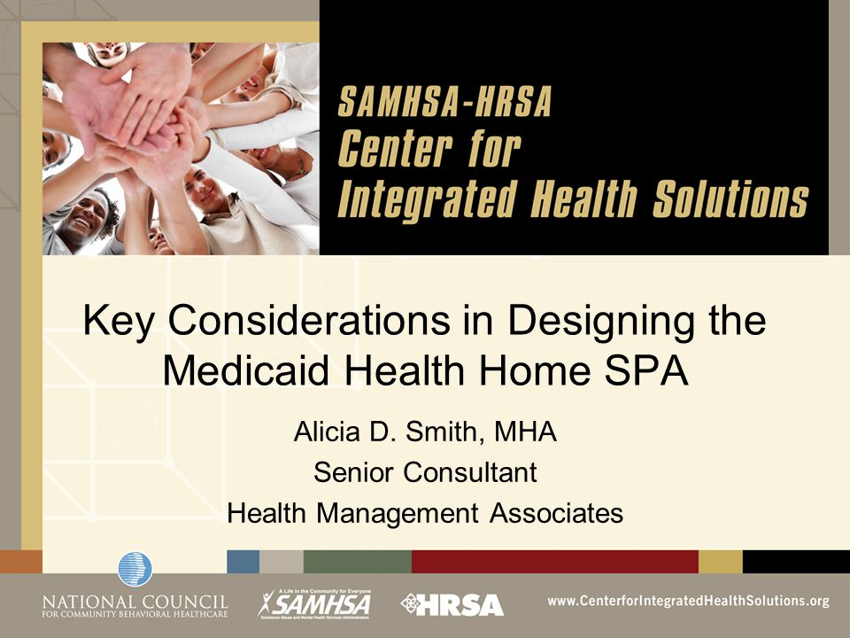 Discussion Points Defining health homes CMS expectations Key planning and implementation considerations Submitting the SPA Measures Reimbursement Cost savings States proposed approaches Parting thoughts