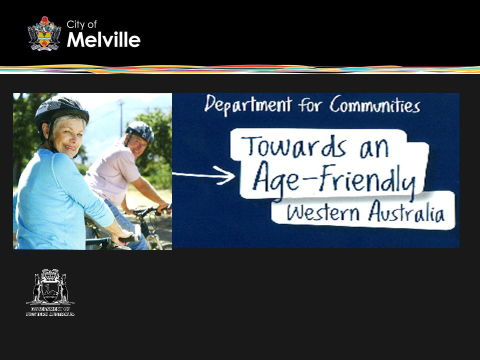Government of Western Australia Department for Communities Seniors and Volunteering