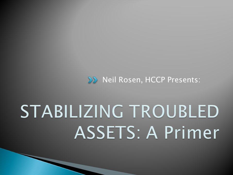 Neil Rosen, HCCP Presents: