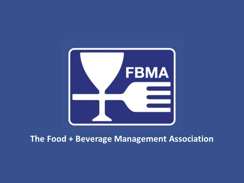 The Food + Beverage Management Association