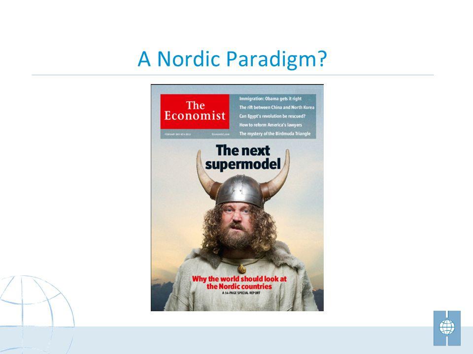 A Nordic Paradigm?
