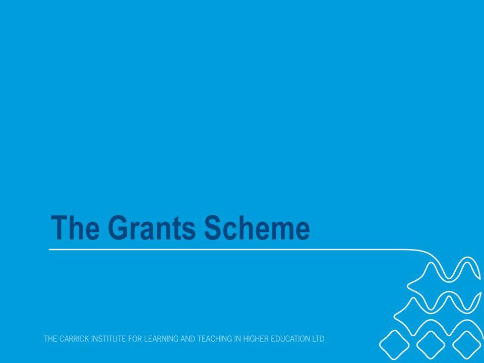 The Grants Scheme