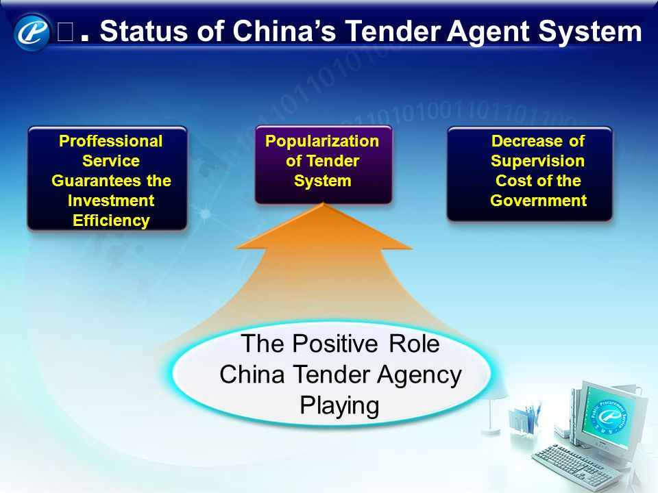 Proffessional Service Guarantees the Investment Efficiency Popularization of Tender System The Positive Role China Tender Agency Playing Decrease of S