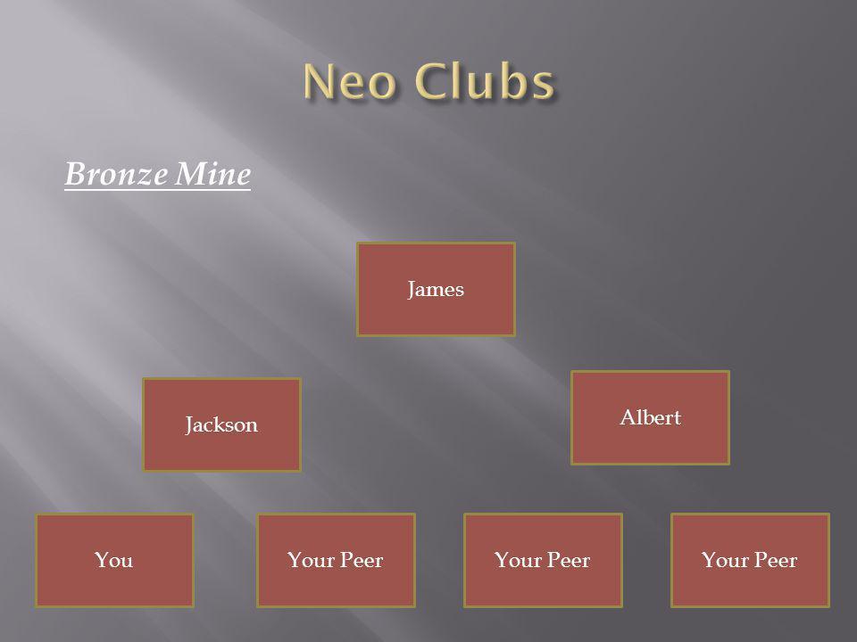 Bronze Mine James Jackson Albert Your Peer You