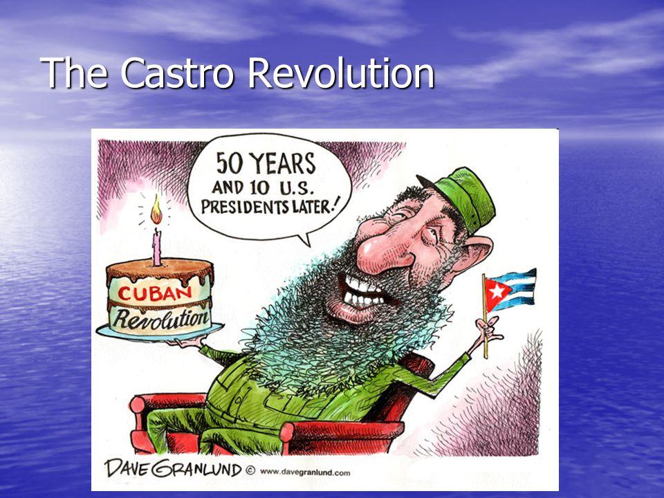 The Castro Revolution