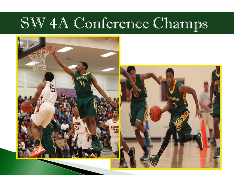 SW 4A Conference Champs