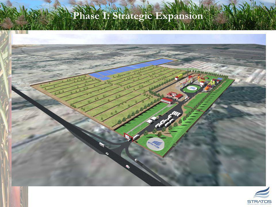 20 Phase I: Strategic Expansion