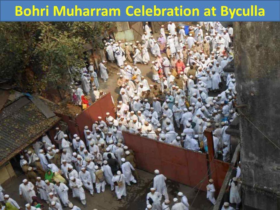 Bohri Muharram Celebration at Byculla