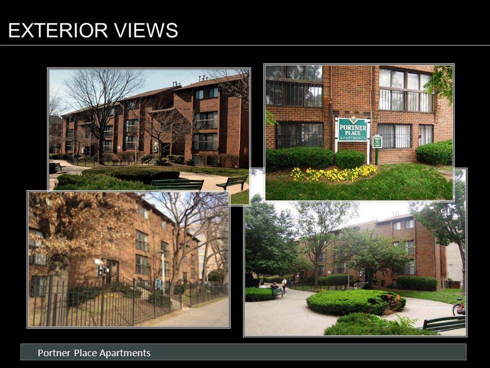 Portner Place Apartments EXTERIOR VIEWS