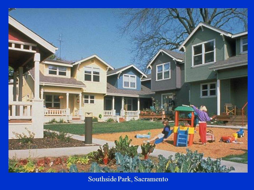 Southside Park, Sacramento