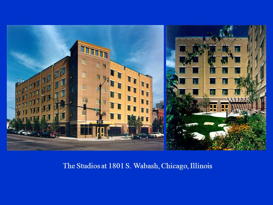 The Studios at 1801 S. Wabash, Chicago, Illinois