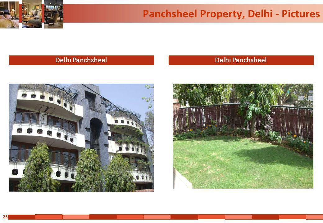 25 Panchsheel Property, Delhi - Pictures Delhi Panchsheel