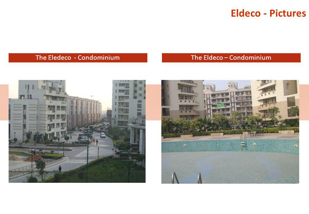 Eldeco - Pictures The Eledeco - CondominiumThe Eldeco – Condominium
